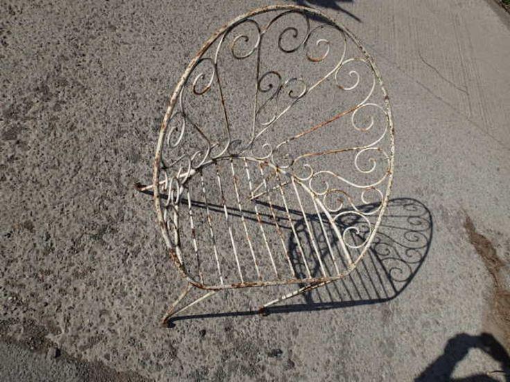 Shabby Chic Garden Chair