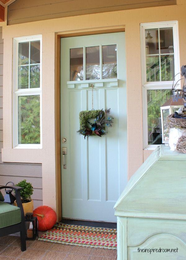 17 best ideas about aqua front doors on pinterest tan Extra wide front doors