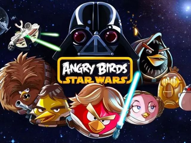 Start Angry Birds Star Wars    Angry Birds Star Wars is a puzzle video game, a crossover between the Star Wars franchise and the Angry Bir...