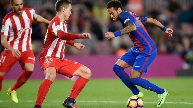 Barcelone repasse en tête de la Liga