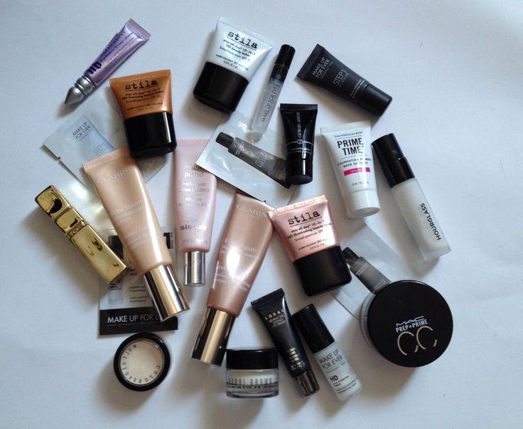 База для макияжа. Праймеры. InnaBuyBeauty | Makeup primer