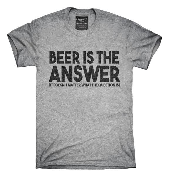 Clothing Curling is The Answer Shirt Tee Shirt