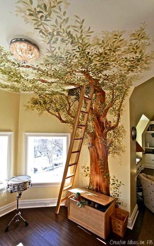 クールな部屋のイメージ、創造的な設計、変わった考えが好きです。