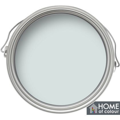 Home of Colour Onecoat Pale Duck Egg - Matt Emulsion Paint - 2.5L at Homebase -- Be inspired and make your house a home. Buy now.
