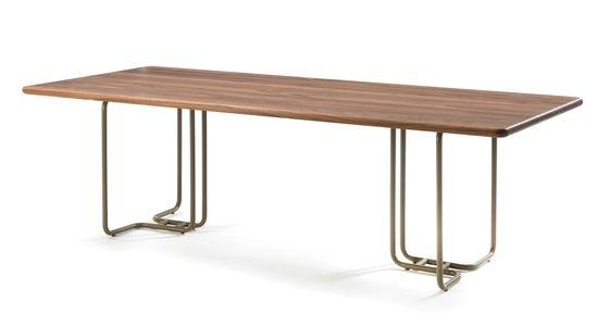Обеденный стол Tubular, Riva 1920