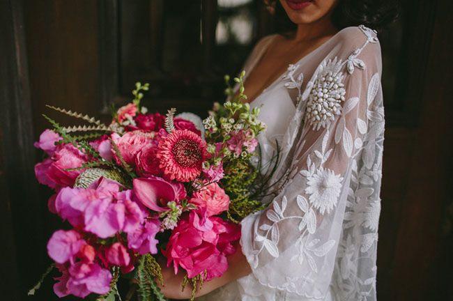 Frida Kahlo Bouquet