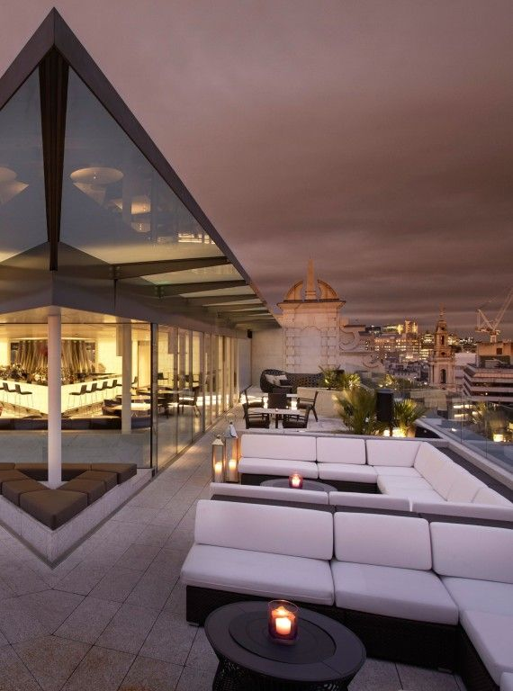 Radio Rooftop Bar, London  #RePin by AT Social Media Marketing - Pinterest Marketing Specialists ATSocialMedia.co.uk