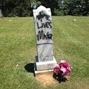 "America seems to be at war with the words ""Black Lives Matter,"" ""All Lives Matter,"" and now we are seeing defacing of Queen Haley's grave headstone with the words ""White Lives Matter."" According to WBBJ Eyewitness News, Greg Cherry who is a descendant of Queen Haley, and the author Alex Haley (Roots...America seems to be at war with the words ""Black Lives Matter,"" ""All Lives Matter,"" and now we are seeing defacing of Queen Haley's grave headstone with the words ""White Lives Matter.""…"