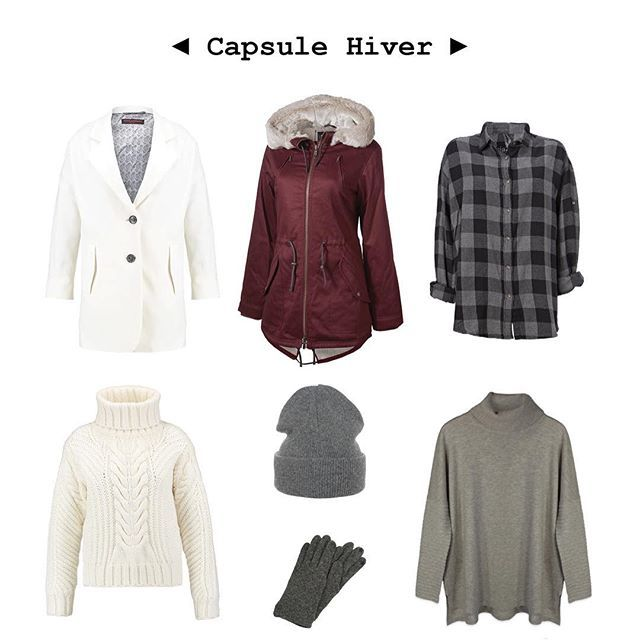 [NEW POST] Capsule Wardrobe pour l'hiver 2017 ! Lien dans ma bio #capsulewardrobe #garderobecapsule #minimalisme #minimalism #sustainablefashion #modeethique #moderesponsable  Manteau blanc @ekyog  Parka bordeaux @hemphoodlamb  Chemise @aiayu_com  Pull #lepullirlandais Bonnet + gants @memepasfroid  Pull @ekyog  Jean et robe pull @kingsofindigo  Jean @french.appeal  T-shirts @icebreaker_us  Bottes @willsveganshoes  Sneakers @vegetarianshoes  Boots @by_blanch  Boots @naevegan_shoes  Crossbody…
