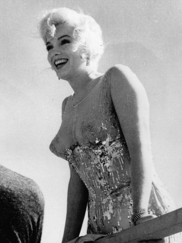 Marilyn Monroe Nude Celeb Pics
