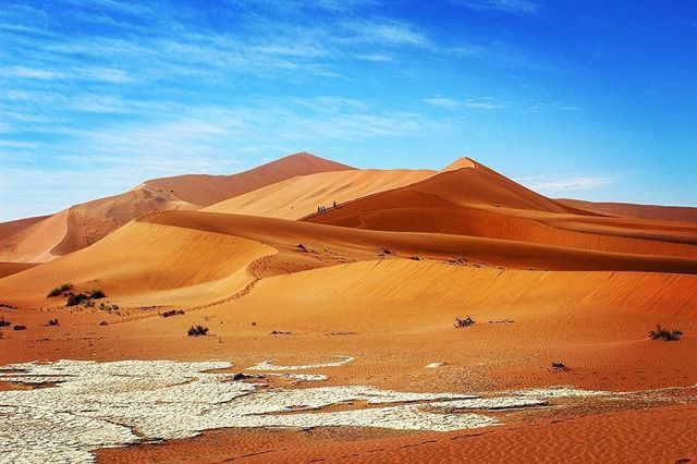Visiting Namibia On A G Adventures Tour Big Daddy Is The