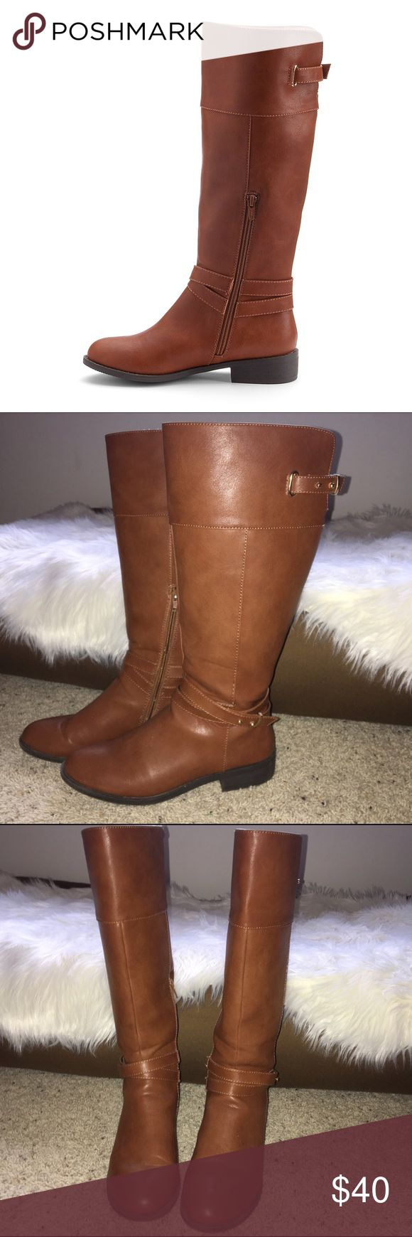 LC Lauren Conrad Women's Riding Boots LC Lauren Conrad Women's Tall Riding Boots Size 8. Runs true to size! Hardly shows any signs of wear! Only worn a couple times. EEUC I'm 99% sure I have the box for these in my closet! I will update & if I do I will ship them with the original box LC Lauren Conrad Shoes