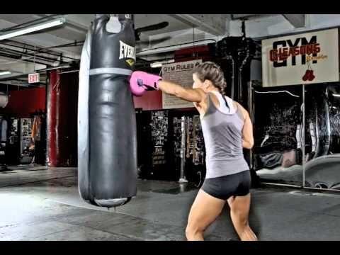 Heavy Bag Workout with Viktoria Telek | Workouts