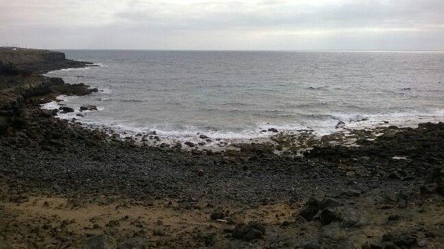 Scogliere di Caleta de Fuste, Fuerteventura.