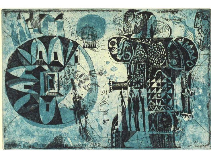 Adam Würtz – Béla Bartók's Bluebeard's Castle, 1969