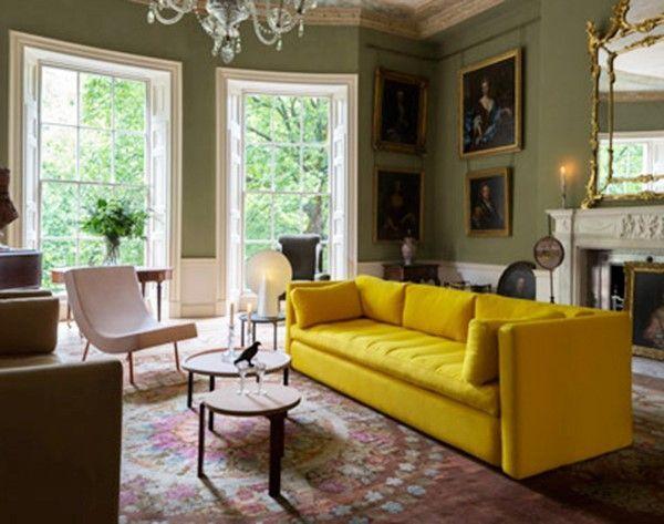 hackney 3 seater sofa steelcut 2 110 by hay - Emphasis Interior Design