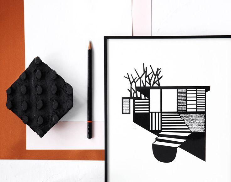 Kristina Dam Studio | Art, Interior & Graphic Design