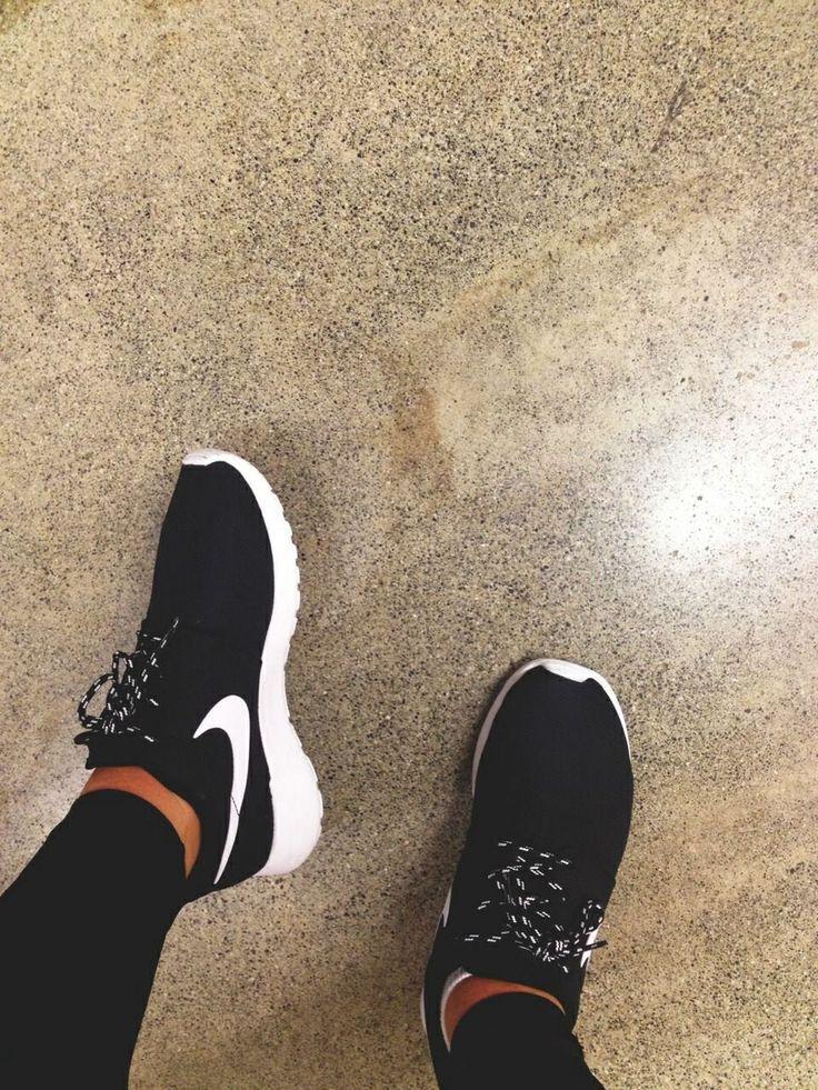 7629ba2e6f578 New Nike Free Series of lovers Training Shoes Black White Gray S