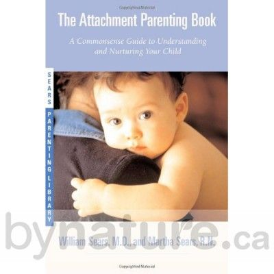 The Attachment Parenting Book by Dr. Sears