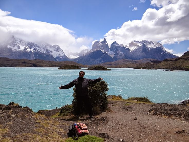 Torres del Paine, Chile. The place where blue was invented...