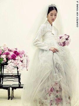 Hanbok bride | Kim Young Jin