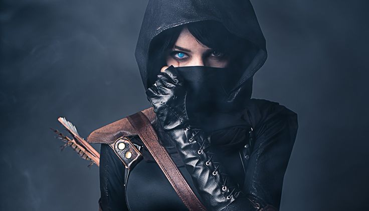 Stunning Female Thief Cosplay | Cosplay | Pinterest ...