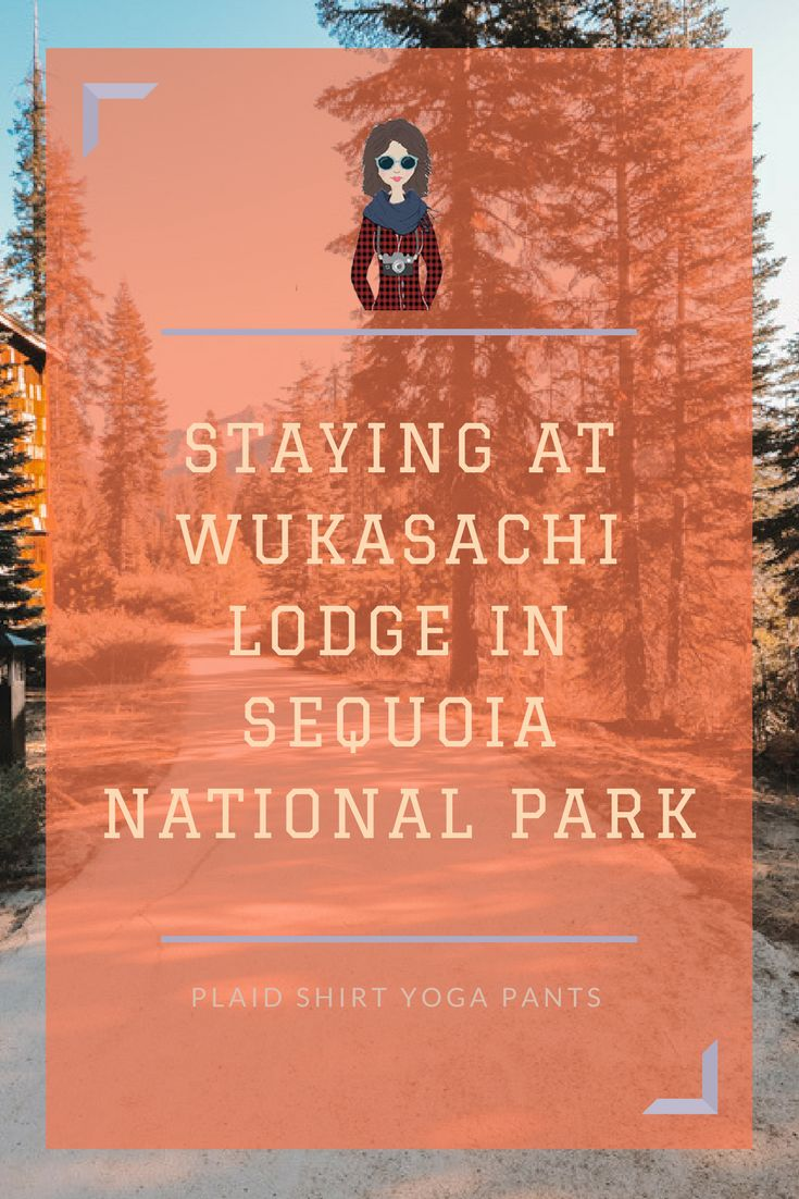 Debating in you should stay at ukasachi Lodge in Sequoia National Park.? Click to read my hotel review of Room 130. Pin to read later or share with your travel buddy!