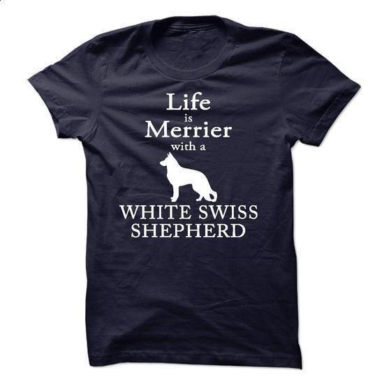 Love White Swiss Shepherd sfs110415 - #shirts for tv fanatics #winter hoodie. ORDER HERE => https://www.sunfrog.com/Pets/Love-White-Swiss-Shepherd-sfs110415.html?68278