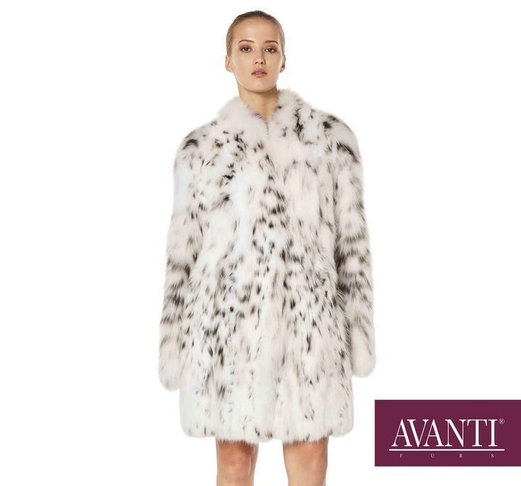 AVANTI FURS - MODEL: PALACE CAT LYNX JACKET #avantifurs #fur #fashion #fox #luxury #musthave #мех #шуба #стиль #норка #зима #красота #мода #topfurexperts