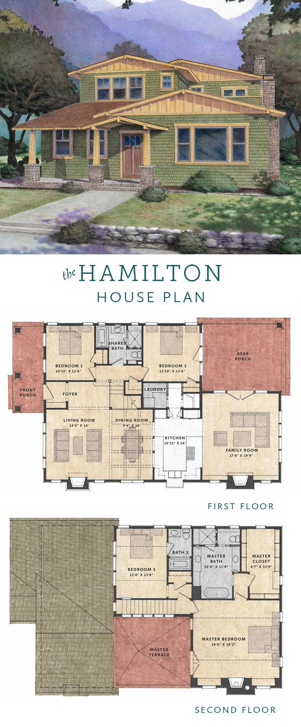 The Hamilton House is a 4 bedroom