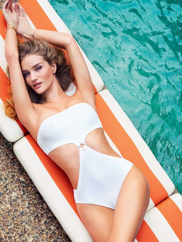 Rosie Huntington Whiteleys Photo Shoot for Esquire UK