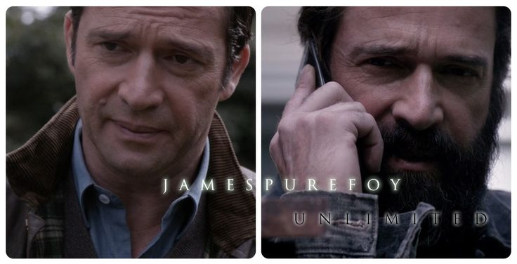 JAMES PUREFOY - The Following - The mirror has two faces!