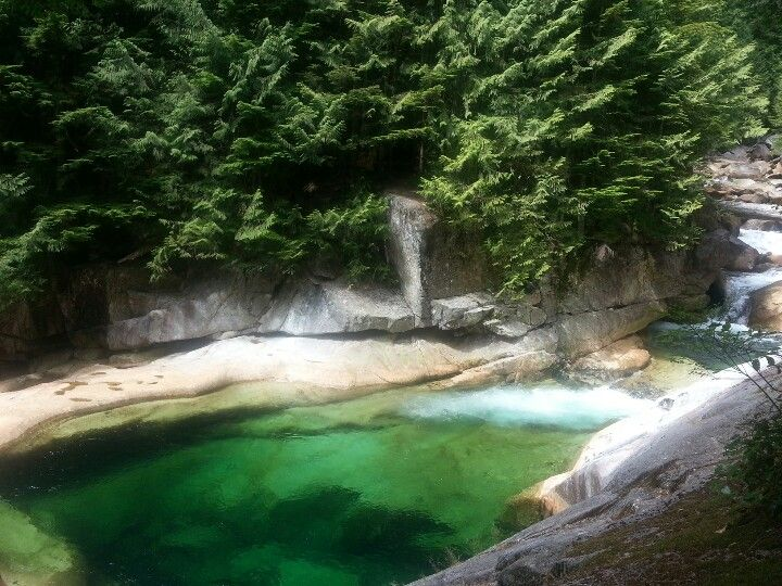 Gorgeous & easy hike at Golden Ears Provincial Park - Lower Falls Trail #BCParks