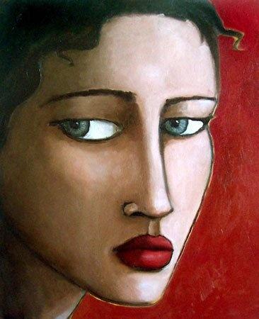 Jennifer Hammond Yoswa (was born in CO, US), is an artist who creates very fun, quirky