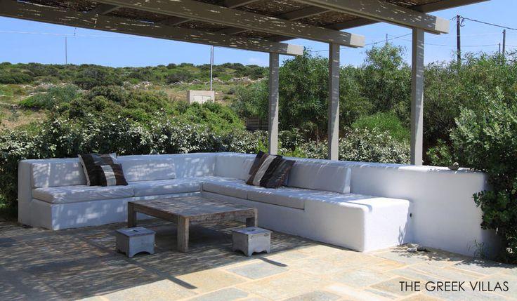 Luxury Paros Villas, Paros Villa Hamilton, Cyclades, Greece