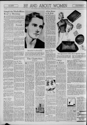 Detroit Free Press from Detroit, Michigan on November 23, 1939 · Page 12
