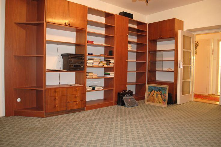 Pokoj před využitím služby Home Staging