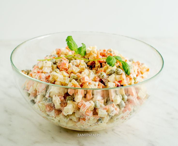 Vegetables salad