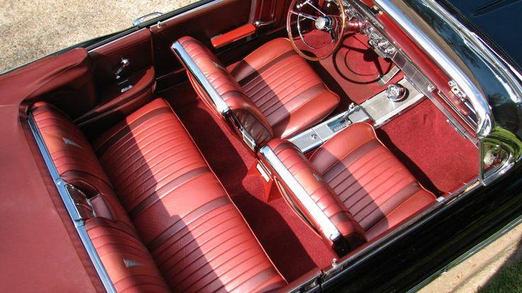 1962 Pontiac Bonneville Convertible F314 Houston 2013