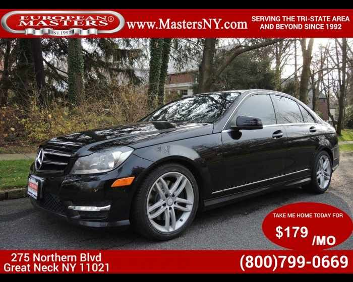2014 MERCEDES-BENZ C-CLASS C300 SPORT 4MATIC  - $15495,  http://www.theeuropeanmasters.net/mercedes-benz-c-class-c300-sport-4matic-used-great-neck-ny_vid_6159123_rf_pi.html
