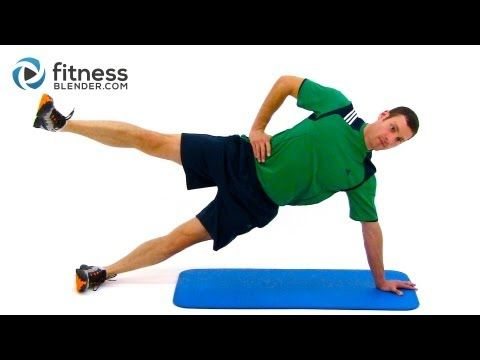 35 minutes- Bodyweight Workout for Mass - Core and Leg Workout for Men without Weights