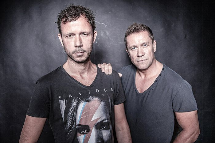 Nic Chagall and Bossi are thrilled to announce that they will be taking part in Pioneer's new DJ Art Mix project. Based on the company's celebrated CDJ-2000 Nexus model, the duo will work alongside renowned German urban illustrator Norm/ab_artig to custom design a unique Cosmic Gate CDJ player.