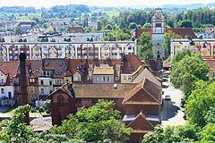 Nidzica, Stare Miasto