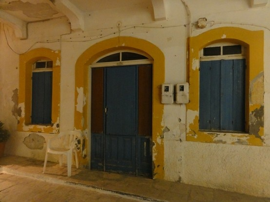 ANOTHER TRADITIONAL HOUSE IN PANORMOS VILLAGE,CRETE ISLAND #TRADITIONAL #PANORMOS #CRETE #GREECE