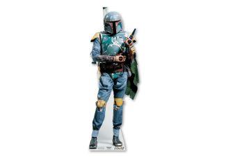 Star Wars Pappaufsteller Boba Fett
