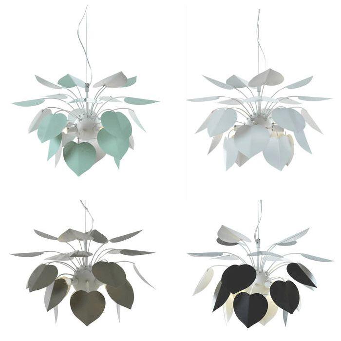 Leaf Taklampe - Pendler og hengelamper - Taklamper - Innebelysning | Designbelysning.no