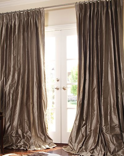 Attractive China Silk Pinch / French Pleated Drapery, Find Details About China Curtains,  Silk Curtains From Silk Pinch / French Pleated Drapery   Consort Global ...