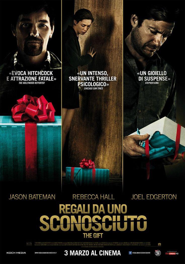 Regali da uno sconosciuto, scheda del film di Joel Edgerton con Jason Bateman e Rebecca Hall, leggi la trama e la recensione, guarda il trailer, trova il cinema.