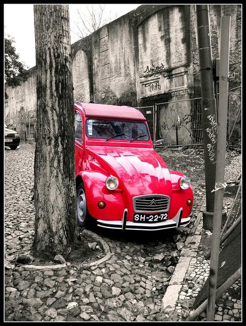 #Citroën #2CV