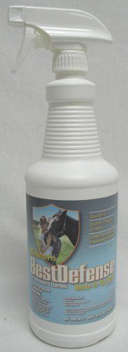Manna Pro Best Defense Fly and Mosquito Spray by Manna Pro. $11.26. UNITED STATES. This spray is quick-killing effective control of flies. It is a pyrethrum, botanically-based insecticide. Kills and repels many flies, gnats, and mosquitoes.. Save 26%!